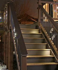 Decking Lights | Brilliant & Beaming Deck LEDs