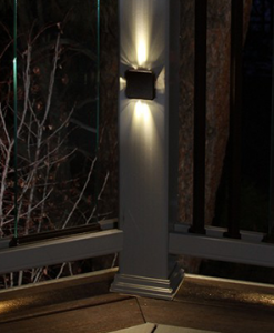 Deck Post Lamps