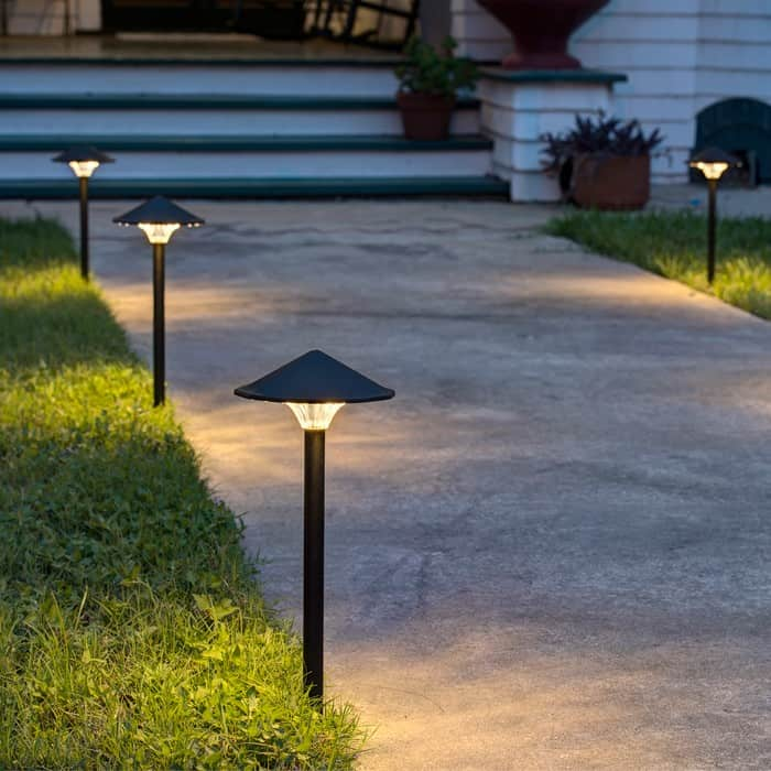 empress led landscape light dekor lighting. Black Bedroom Furniture Sets. Home Design Ideas