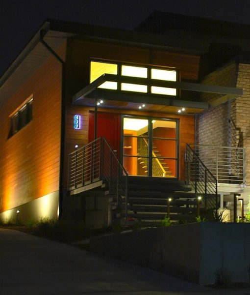 Outdoor Led Recessed Down Light Kit Dekor Lighting