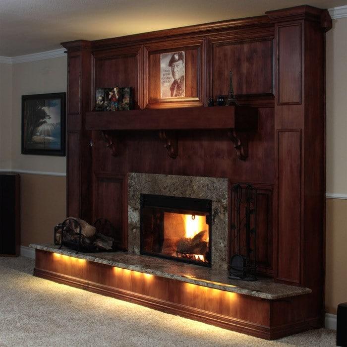Led Lighting Strips For Home: 4 NOSEEEM LED Light Strips
