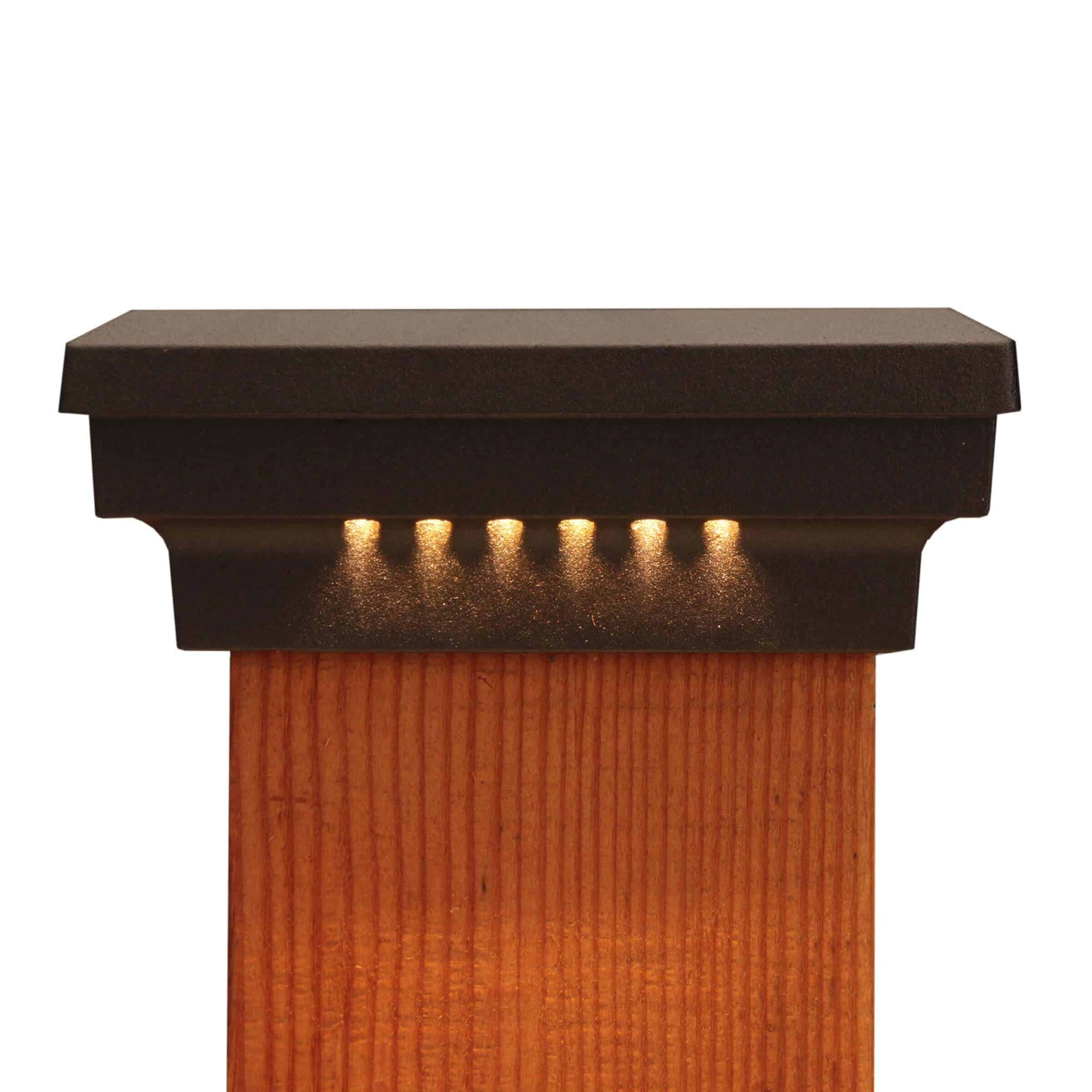 Luxury Led Deck Post Lights