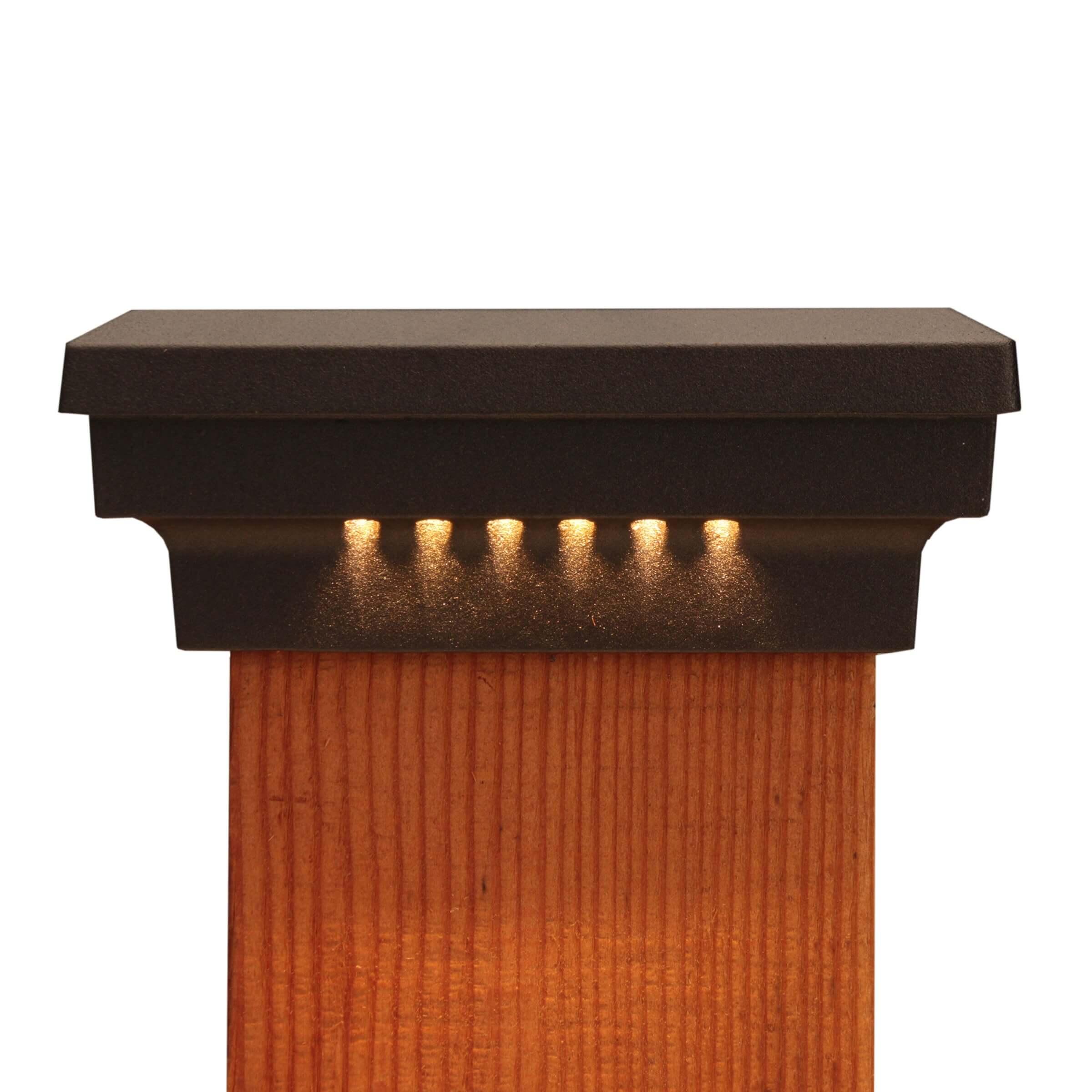 Best Of Led Post Cap Lights
