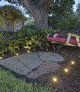 puck-light-garden-spot-dusk