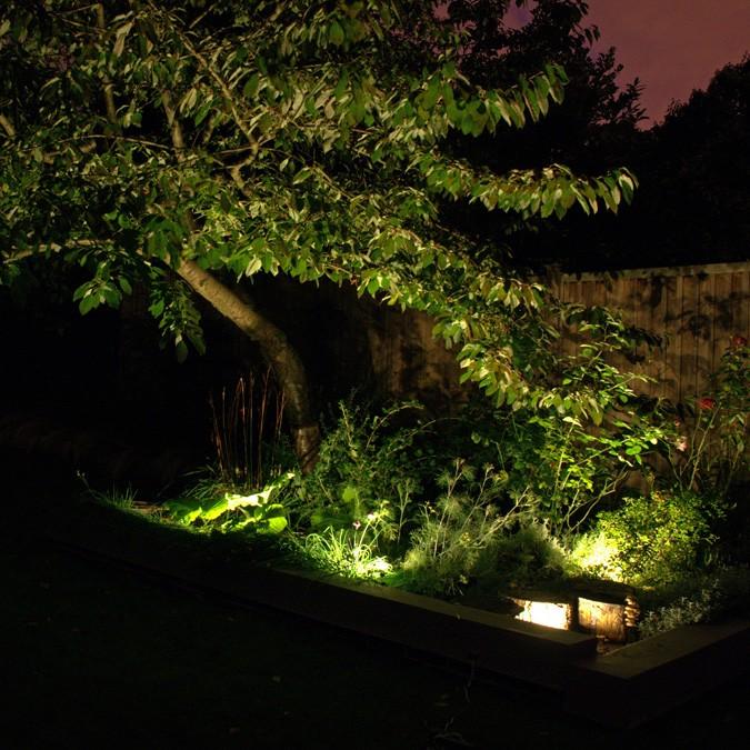 Led Lights For Landscaping : Puck led landscape light dekor? lighting