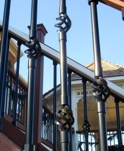 Basket Balusters