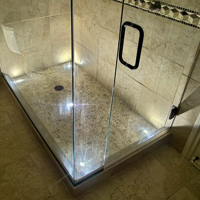 Recessed Lighting Housing For Shower : Indoor recessed dek dot led light kit dekor? lighting
