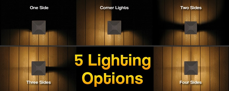 lighting options. 5-lighting-options Lighting Options