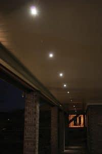 LED Lights deck