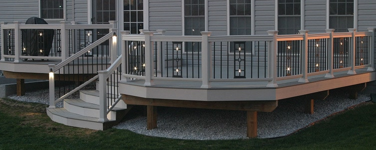 Aluminum Deck And Balcony Panels « Perfect Panels »