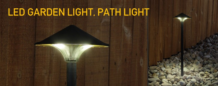 Empress LED Landscape Light U2022 LED Garden Light, LED Path Light