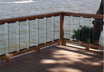 Enjoy Ustructed Views While Adding Striking Architectural Detail To Your Deck Balcony Porch Or Patio Our Gl Panels Are The Best Railings On