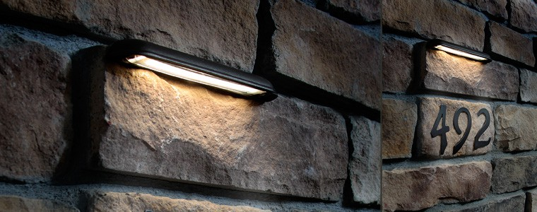 Delicieux NEW DEKOR™ LED Hardscape Lights   LED Wall Light, LED Corner Light