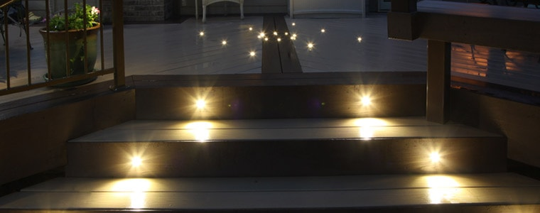 Set The Mood For Your Hot Tub Experience With Water Proof LED Recessed Down  Lights.