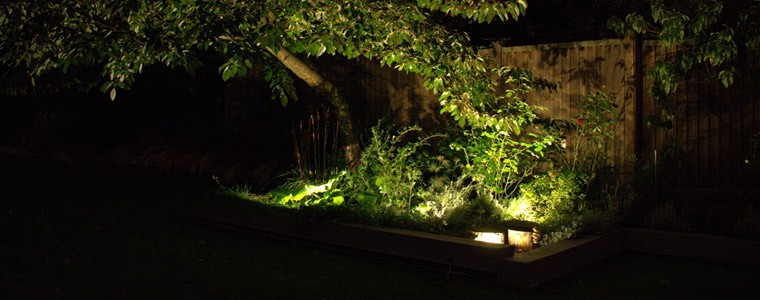 The Puck Landscape Light DEKOR Lighting