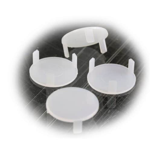 Snap On Style Recessed Light Diffuser Disc 4 Pack Dekor