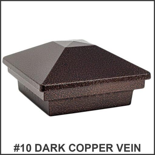 Pyramid-Post-Caps-Dekor-Lighting-Dark-Copper-Vein