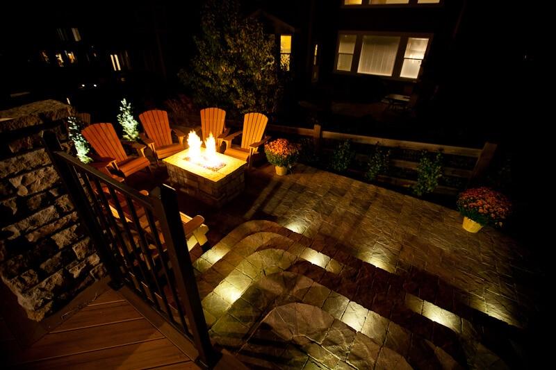 Dekor Hardsape and Deck Lighting