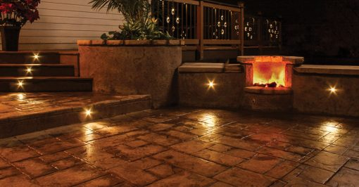 Dekor Paverdot Hardscape Lighting