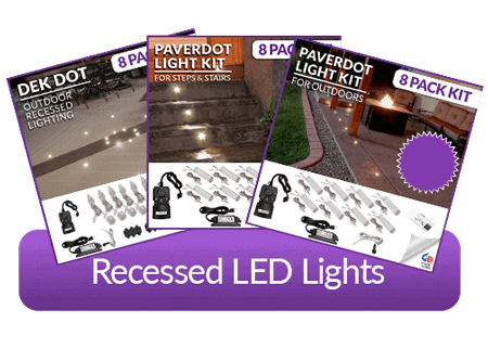 Deck Lighting Kits by Dekor Lighting