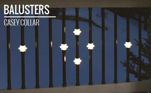Led baluster