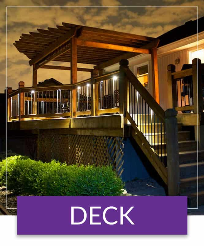 DEKOR® Lighting | LED Deck Lighting Made in the USA on deck roof lighting ideas, deck railing lighting systems, deck with lighting, deck porch lighting, under deck ideas, deck railing led lighting, led deck lighting ideas, deck and patio lighting ideas, wood deck lighting ideas, boat deck lighting ideas, outdoor deck lighting ideas, deck post lights, deck lighting houzz, deck post lighting ideas, deck under railing led lights, solar deck lighting ideas, deck lighting ideas string, deck rope lighting ideas, deck railing lighting fixtures, cheap deck lighting ideas,