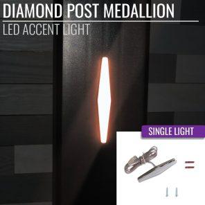 post medallion