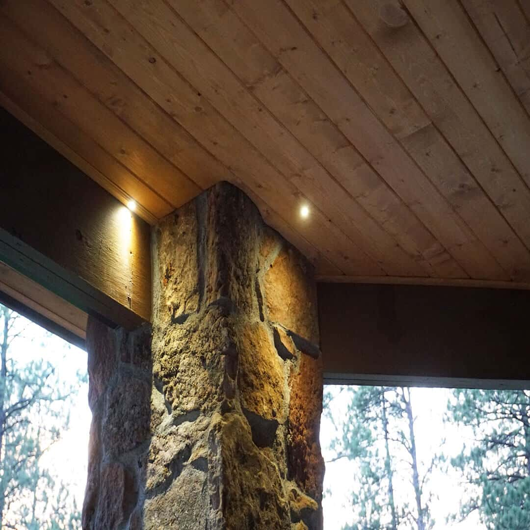 LED Soffit Spot Light
