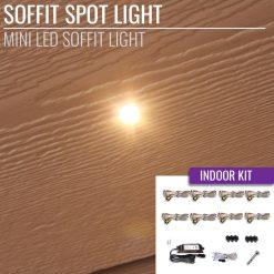 soffit light