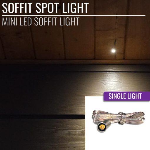 soffit lights