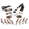 mini recessed stair light outdoor kit