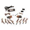 mini recessed stair light indoor kit