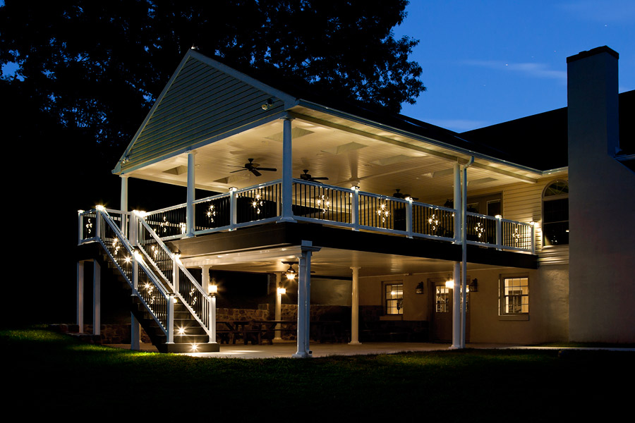 Decking Inspiration Dekor 174 Lighting Made In The Usa