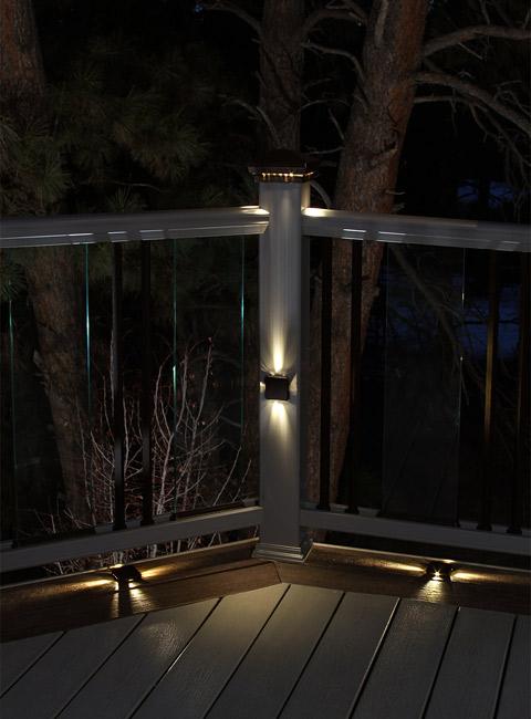 Deck Lighting DEKOR Lighting