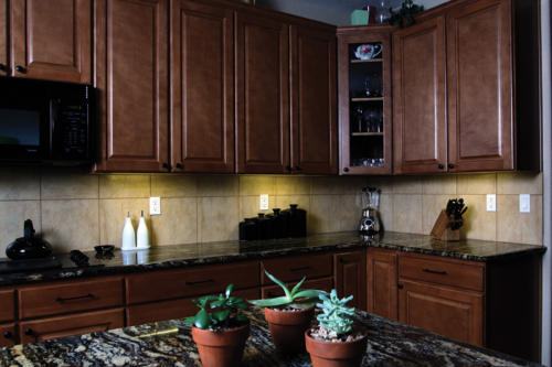 LED Under Cabinet Lighting: Brighten up your kitchen during the day, add safety at night.
