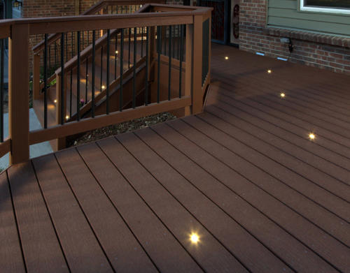 DEK DOTS LED deck lights
