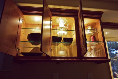 Kitchen Cabinet Lighting: DEKOR™ LED Recessed Down Lights